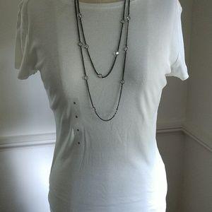B&S Prop NEW Izod 100% Cotton Tee Shirt